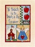 Teachers Touch a Life