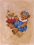 Americana Girl Teddy