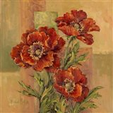 Terracotta Poppies