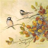 Birds of Autumn I