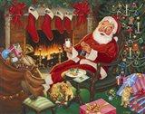 Santa's Break