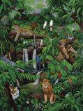 Tree Leopards
