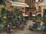 Venetian Canal Flower Shops
