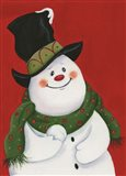 Snowman Mischief
