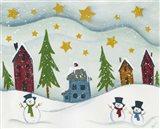 3 Snowmen In Town