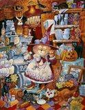 Kitty Kitchen Witch 2