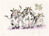 Cows are Calling