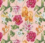 Floral Waltz Blush