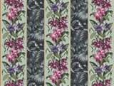Orchid Panel Toile Black Opal