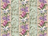 Orchid Panel Toile Blush