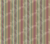 Scroll Stripe Cinnamon