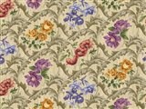 Twiggy Scroll Floral Autumn