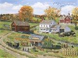 Scarecrow Farm Stand