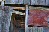 Range Barn Doorway