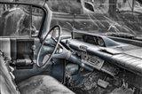 060 Buick Lesabre Interior BW