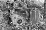 Tow Truck BW