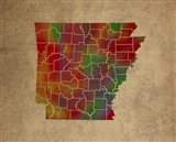 AR Colorful Counties