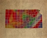 KS Colorful Counties