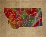 MT Colorful Counties