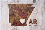 AR Rusty Cement Wall