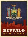 Buffalo Flag
