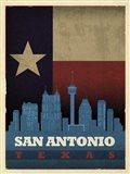 San Antonio Flag
