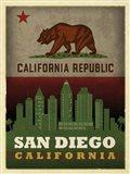 San Diego Flag