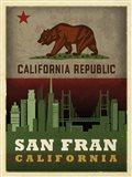 San Fran Flag