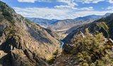 Idaho River Valley