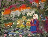 Noah's Ark - Panel 2