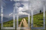 High Mountain Trail in Triple