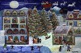 Christmas Eve Santa In House