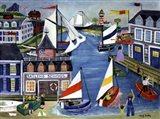 Folk Art Sailing School Cheryl Bartley
