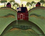 Red School House Barn
