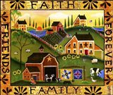 Faith Family Friends Forever