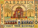 Count Your Blessings School Sampler