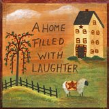 A Home Filled With Laughter