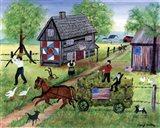 American Hay Ride