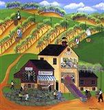 Les Brasserie Vineyard
