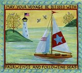 May Your Voyage Be Blessed