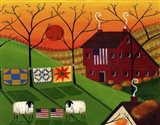 Americana Sunrise Sheep