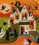 Halloween House of Spells