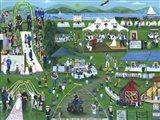 Folk Art Wedding Party