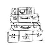 BW Vintage Luggage