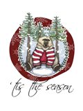 Woodlands Christmas Bear