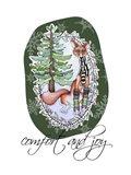 Woodlands Christmas Fox