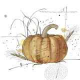 Fall Harvest - Pumpkin 2