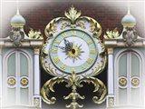 London Clock 1