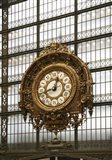 Paris Clock 1