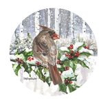 Winter Wonder Female Cardinal